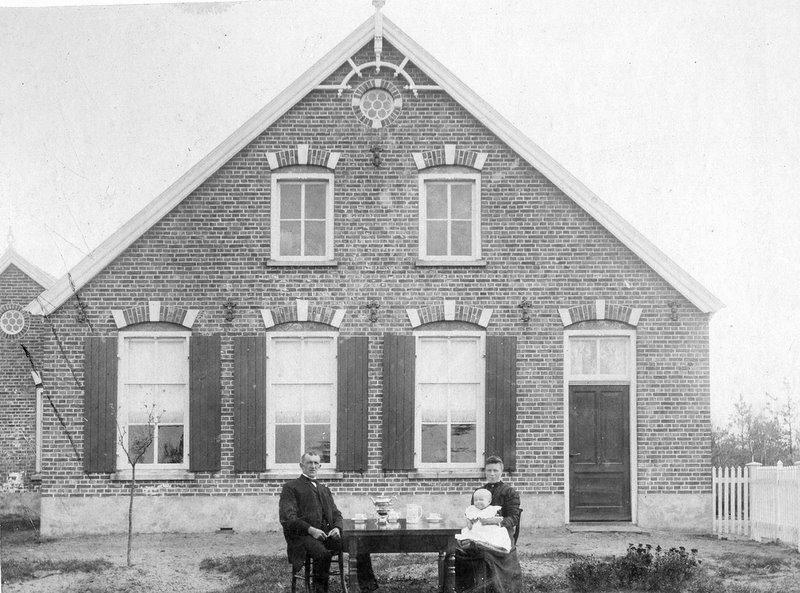 De Oude Boerderij : Oude foto s boerderijen